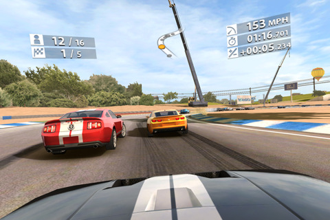 Real Racing 2 By Firemint Pty Ltd