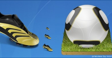 Soccer Worldcup 2010 Icons by Ergosign