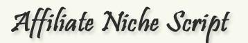 affiliate niche script