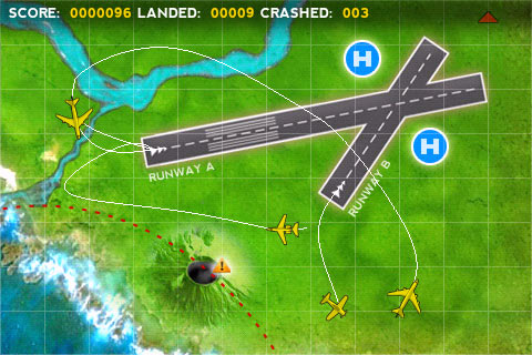 mobile game air traffic control