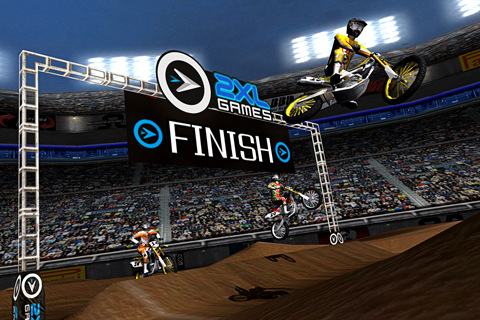 2XL Supercross By 2XL Games, Inc.