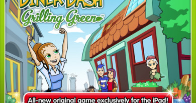Diner Dash Grilling Green By PlayFirst, Inc