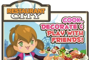 Restaurant City By Electronic Arts