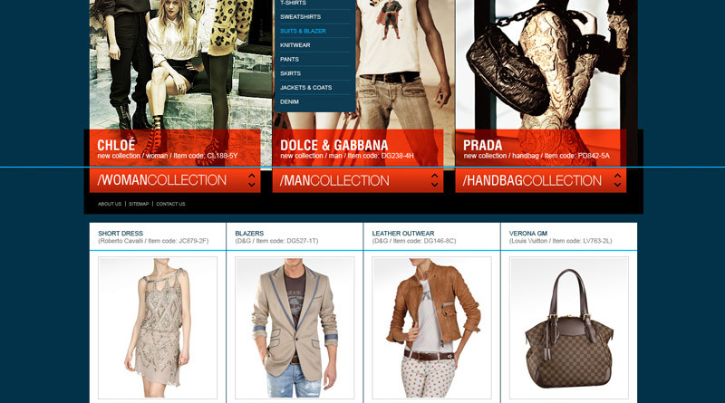 Utimate Fashion Clothing Shop Template