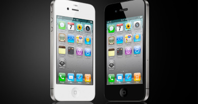 iPhone 4 black white screenshot User Guide