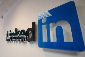 linkedin-logo office