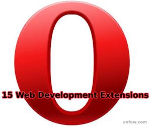 opera logo web extensions