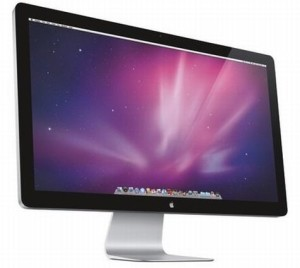 Apple 27 inches LED Cinema Display Reviews and Specs