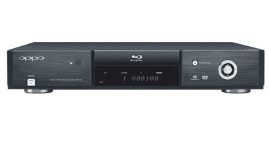 Oppo bdp-83 Blu-Ray Player Reviews and Specs