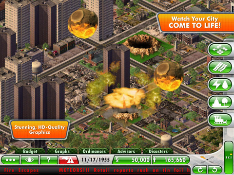 SimCity� Deluxe for iPad by ea