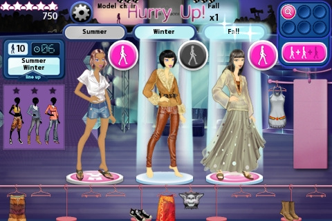 Fashion Model Barbie Game - My Games 4 Girls
