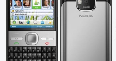 New Nokia E6 QWERTY and Touch Reviews