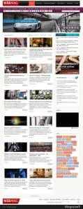 WebMag Premium WordPress Theme