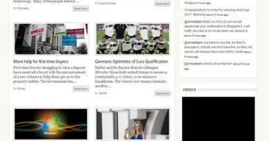 WebMag Premium WordPress Theme