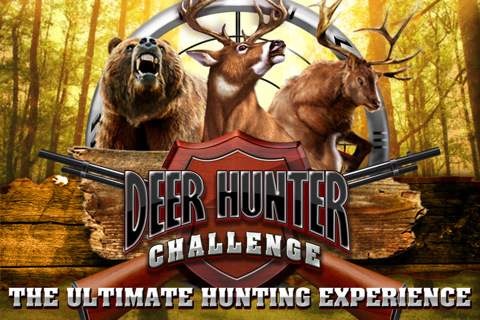 Deer Hunter Challenge  By Glu Games Inc.  Game Center