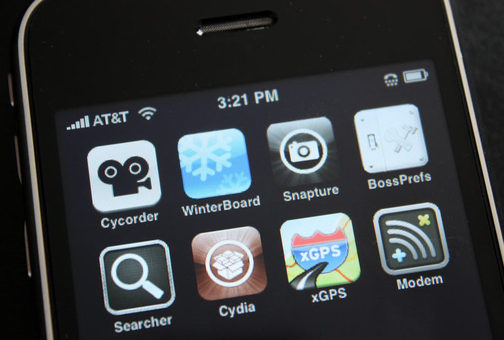 Jailbreak apple iPhone