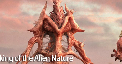 Making of the Alien Nature