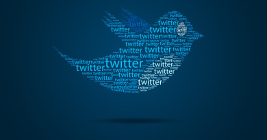 Twitter Bird Typology Wallpaper Pack