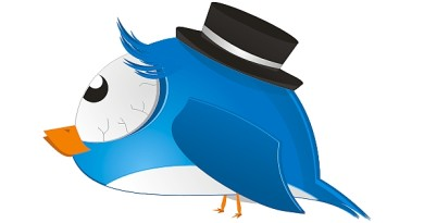 Twitter Bird in Corel Draw