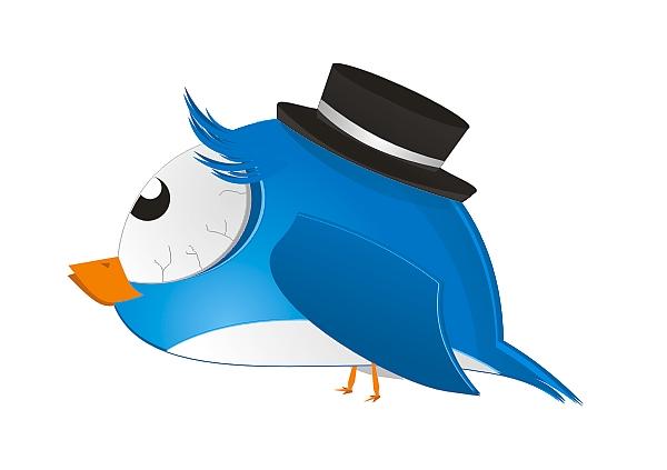 Twitter Bird in Corel Draw