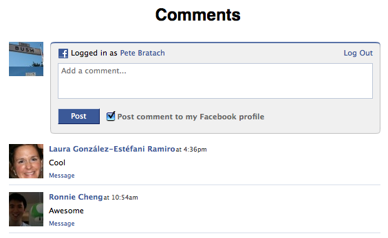 facebook comments for blogspot blogger