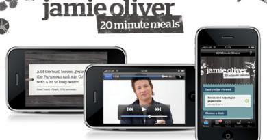 Jamie's 20 Minute Meals by Zolmo