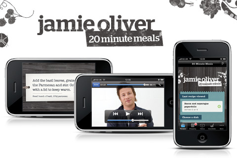 Jamie's 20 Minute Meals by Zolmo