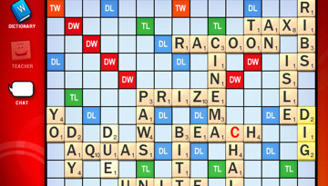 SCRABBLE for iPad By Electronic Arts