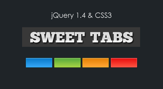 Sweet AJAX Tabs With jQuery 1.4 & CSS3