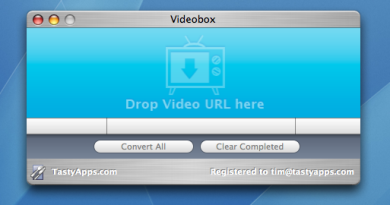 Videobox - Downloads Flash Video