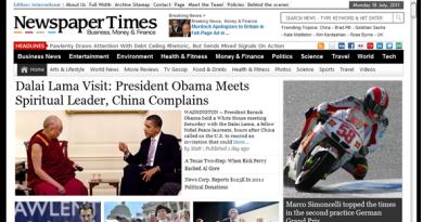 NewspaperTimes Business-Politics WordPress Newspaper Magazine Theme
