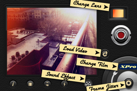 8mm Vintage Camera By Nexvio Inc