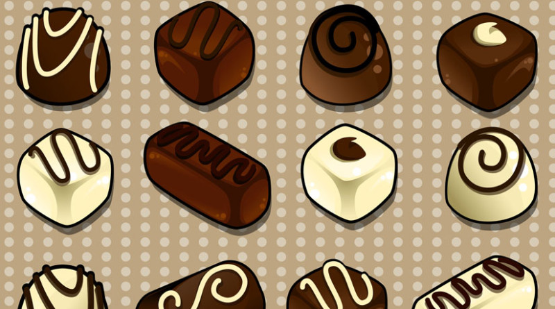 Chocolate Icon Set  by ~manda-pie