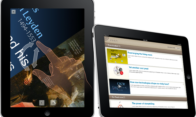 Prezi Viewer for iPad