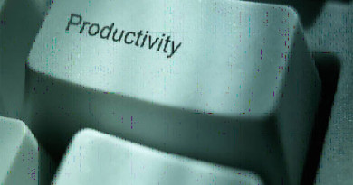 Productivity-button