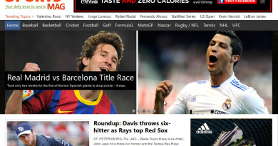 Sports Theme for Wordpress by Magazine3