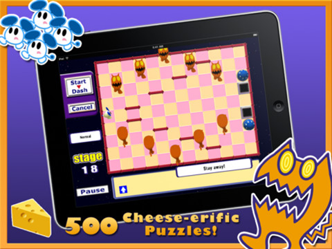 chuchu rocket mobile puzzle game