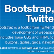 Twitter Bootstrap featured