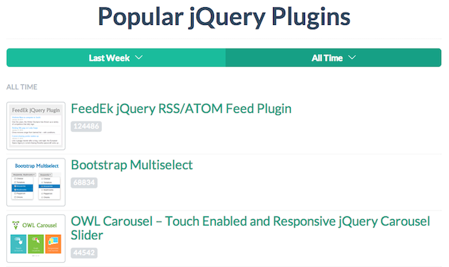 jquery-plugins.net on enfew