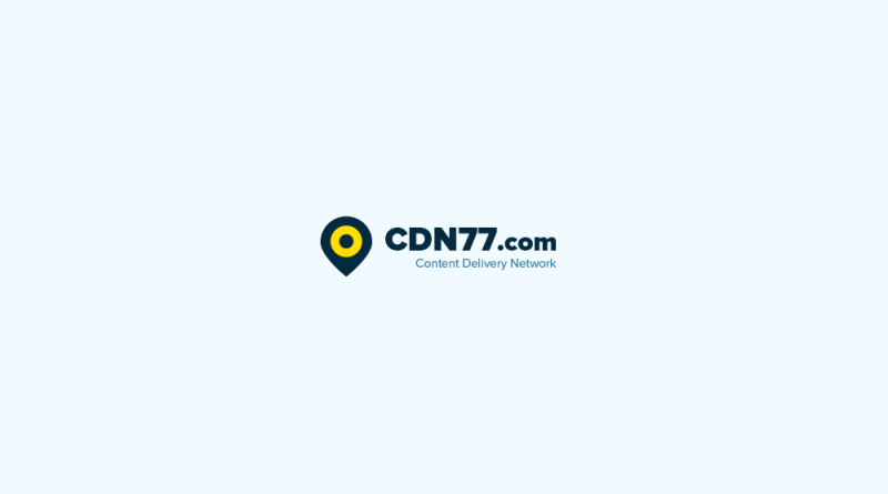 Content Delivery Networks: CDN77.com review