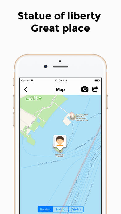 Fake GPS for iPhone and iPad | Enfew