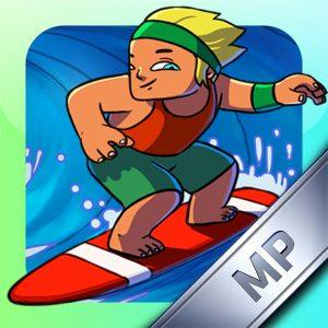Surfing Safari - Multiplayer iPhone/iPad Racing Edition