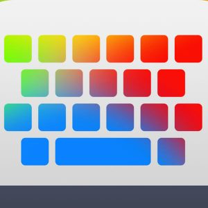Color Keys - Free Colorful Keyboard for iOS 8 and iPhone / iPad