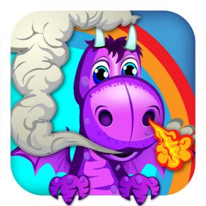 "Dragon Spells Master Wizard Survival Multiplayer by ""Fun Free Kids Games"" for iPhone, iPad and iPod Touch"