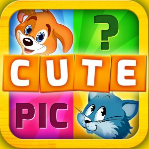 Cute Pic Guess The Animal - Free Words and Picture Photo Family Guessing Puzzle Quiz Fun