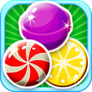 Candy Games Mania Puzzle Games 2014 - Fun Candies Swapping Game For iPhone And iPad HD FREE