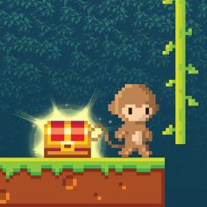 Monkey Swing for iPad