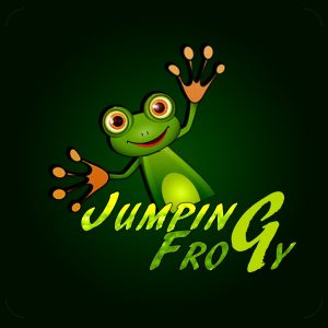 The Jumping Froggy Jump & Run Collecting Coins Game Free For iPhone, iPod Touch & iPad