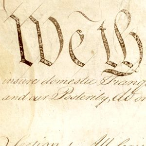 Constitution for iPhone